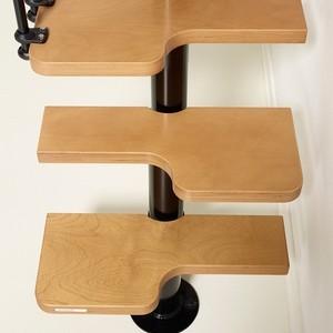Modular Staircases